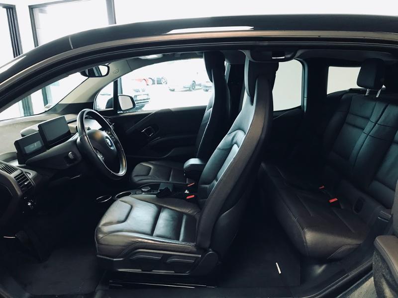 Photo 8 de l'offre de BMW i3 170ch 94Ah (REx) iLife Atelier à 25490€ chez Renault Léguevin Auto distribution occitane