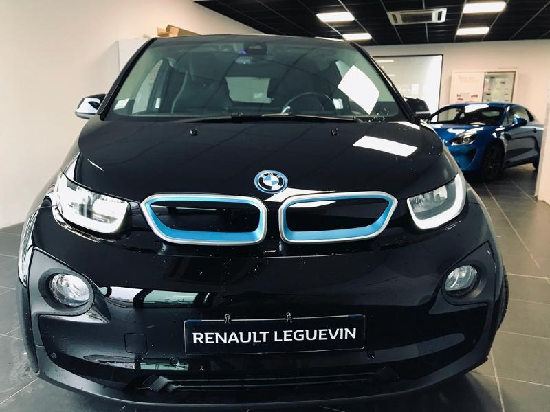 Photo 2 de l'offre de BMW i3 170ch 94Ah (REx) iLife Atelier à 25490€ chez Renault Léguevin Auto distribution occitane