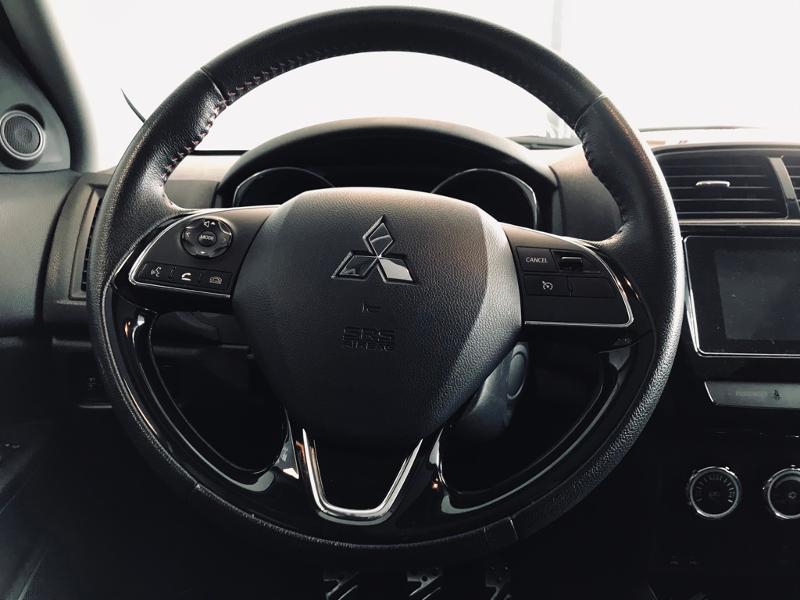 Photo 13 de l'offre de MITSUBISHI ASX 1.6 DI-D 115ch Black Collection 2WD 2018 à 16990€ chez Renault Léguevin Auto distribution occitane