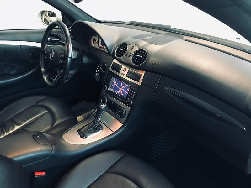 Photo 8 de l'offre de MERCEDES-BENZ Classe CLK 320 CDI Avantgarde 7GTro à 10490€ chez Renault Léguevin Auto distribution occitane