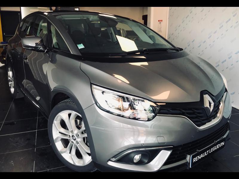 Renault Scenic 1.5 dCi 110ch energy Business Diesel GRIS C Occasion à vendre