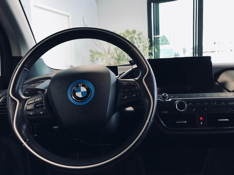 Photo 13 de l'offre de BMW i3 170ch 94Ah (REx) iLife Atelier à 25490€ chez Renault Léguevin Auto distribution occitane