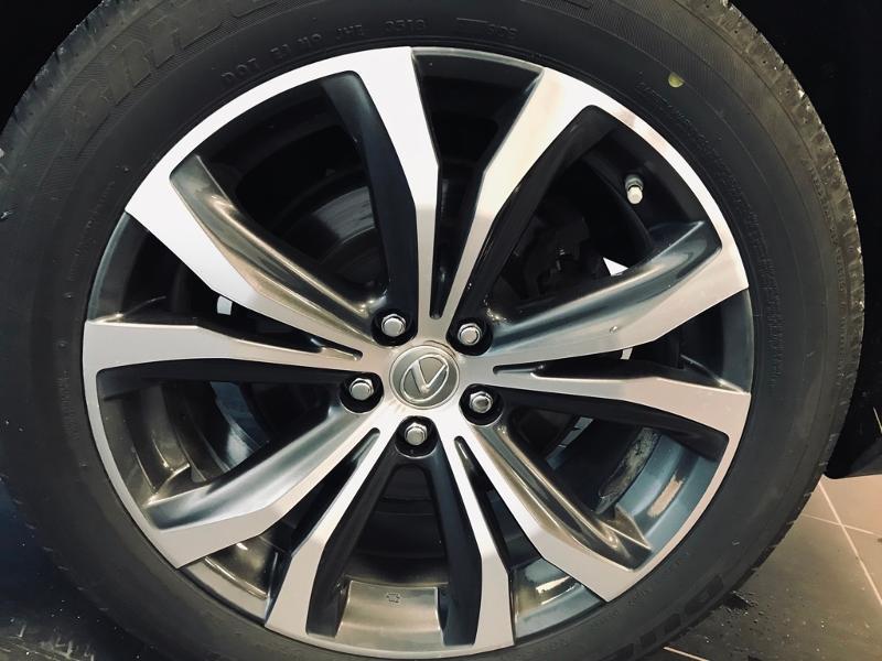 Photo 25 de l'offre de LEXUS RX 450h 4WD Luxe à 35490€ chez Renault Léguevin Auto distribution occitane