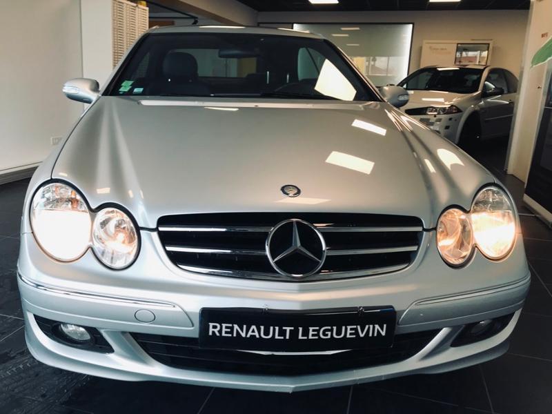 Photo 3 de l'offre de MERCEDES-BENZ Classe CLK 320 CDI Avantgarde 7GTro à 10490€ chez Renault Léguevin Auto distribution occitane