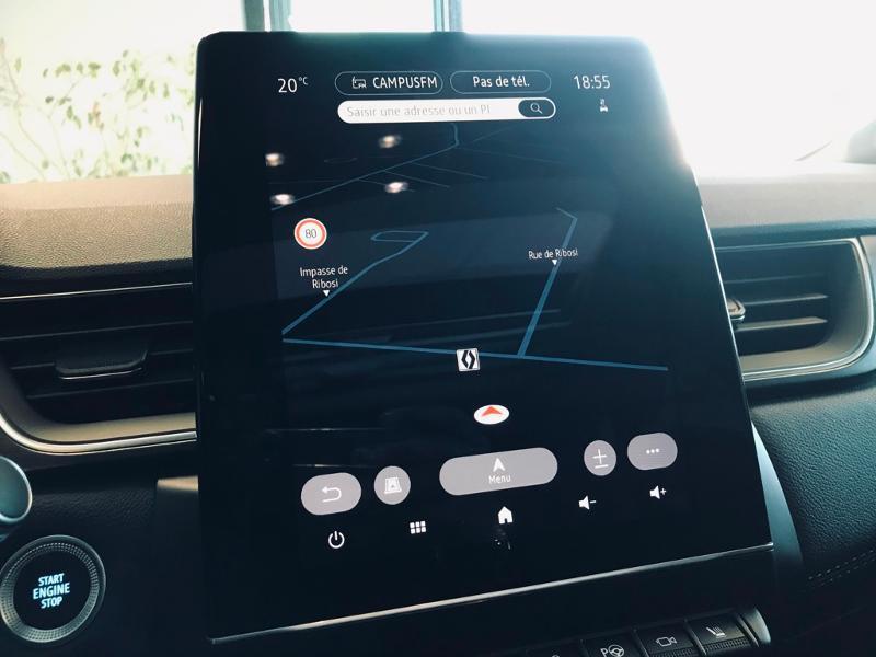 Photo 14 de l'offre de RENAULT Captur 1.6 E-Tech Plug-in 160ch Initiale Paris à 30990€ chez Renault Léguevin Auto distribution occitane