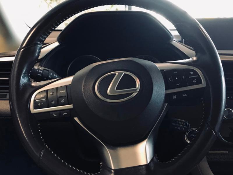 Photo 12 de l'offre de LEXUS RX 450h 4WD Luxe à 35490€ chez Renault Léguevin Auto distribution occitane