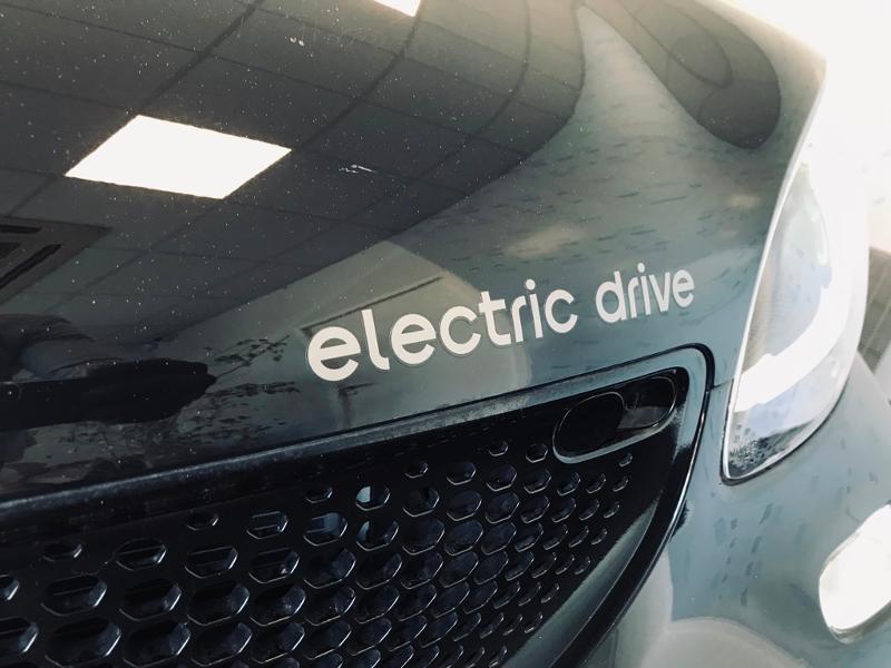 Photo 5 de l'offre de SMART Fortwo Coupe Electrique 82ch prime à 13990€ chez Renault Léguevin Auto distribution occitane