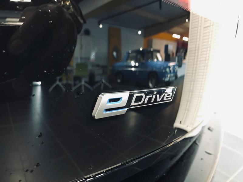 Photo 7 de l'offre de BMW i3 170ch 94Ah (REx) iLife Atelier à 25490€ chez Renault Léguevin Auto distribution occitane