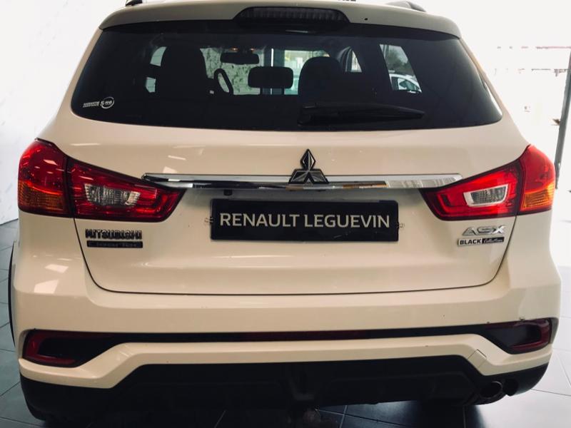 Photo 4 de l'offre de MITSUBISHI ASX 1.6 DI-D 115ch Black Collection 2WD 2018 à 16990€ chez Renault Léguevin Auto distribution occitane
