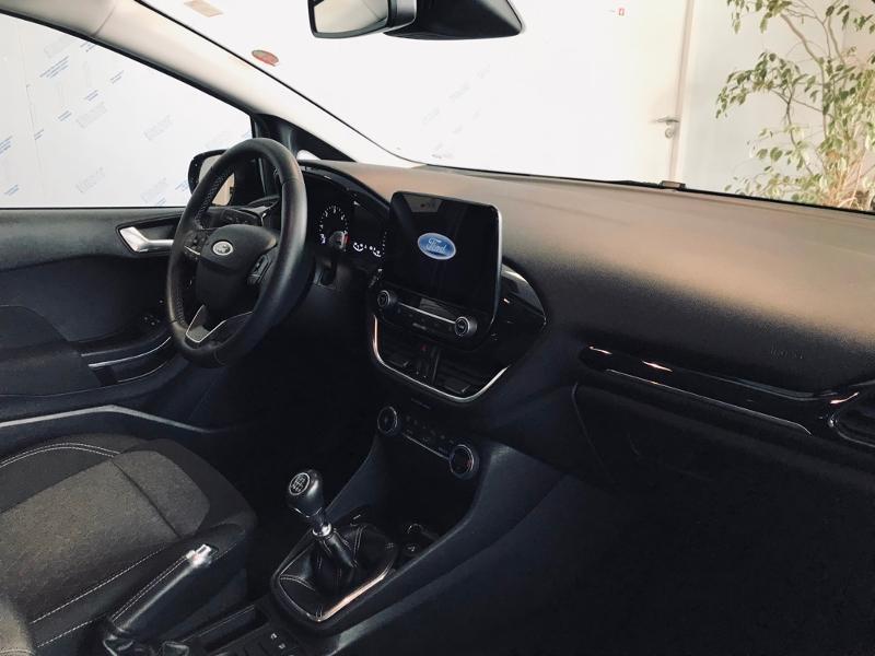 Photo 9 de l'offre de FORD Fiesta Active 1.5 TDCI 85ch S&S Euro6.2 à 12490€ chez Renault Léguevin Auto distribution occitane