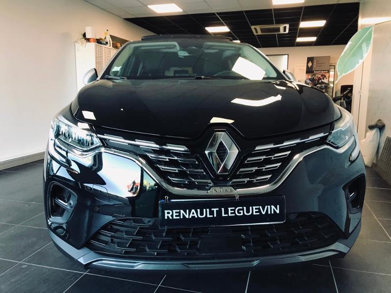 Photo 3 de l'offre de RENAULT Captur 1.6 E-Tech Plug-in 160ch Initiale Paris à 30990€ chez Renault Léguevin Auto distribution occitane