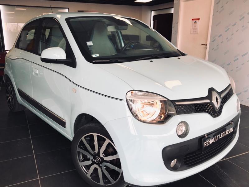 Renault Twingo 1.0 SCe 70ch Intens Essence BLEU Occasion à vendre