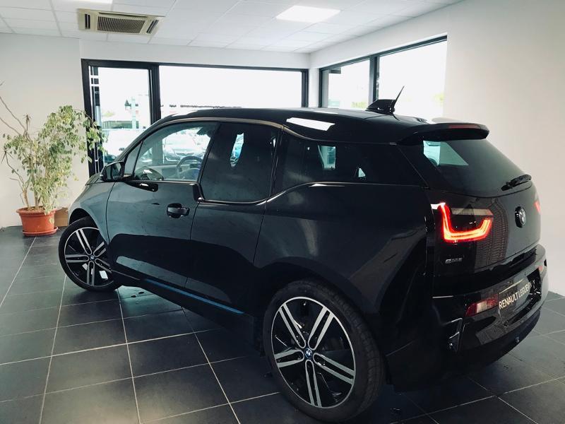 Photo 4 de l'offre de BMW i3 170ch 94Ah (REx) iLife Atelier à 25490€ chez Renault Léguevin Auto distribution occitane