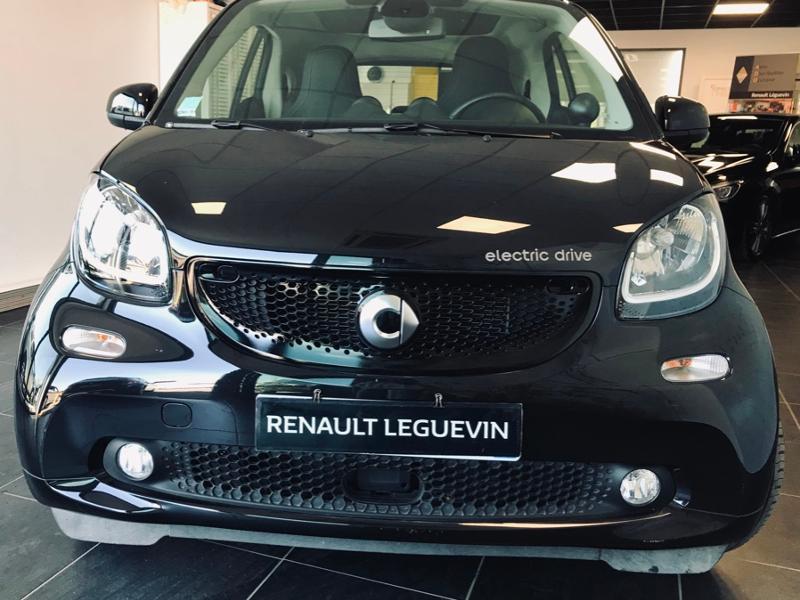 Photo 2 de l'offre de SMART Fortwo Coupe Electrique 82ch prime à 13990€ chez Renault Léguevin Auto distribution occitane