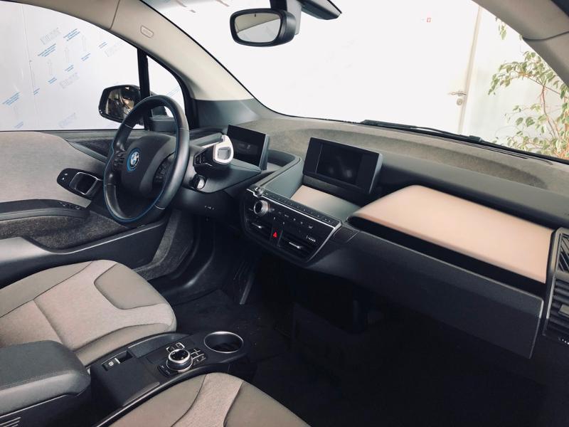 Photo 9 de l'offre de BMW i3 170ch 94Ah REx +CONNECTED Atelier à 19490€ chez Renault Léguevin Auto distribution occitane