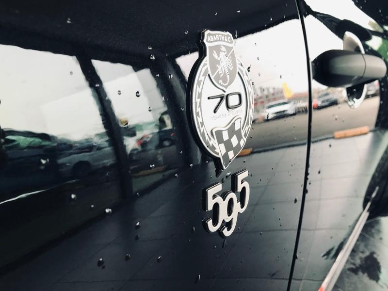 Photo 16 de l'offre de ABARTH 500 1.4 Turbo T-Jet 180ch 595 Competizione MY19 BVA à 24990€ chez Renault Léguevin Auto distribution occitane