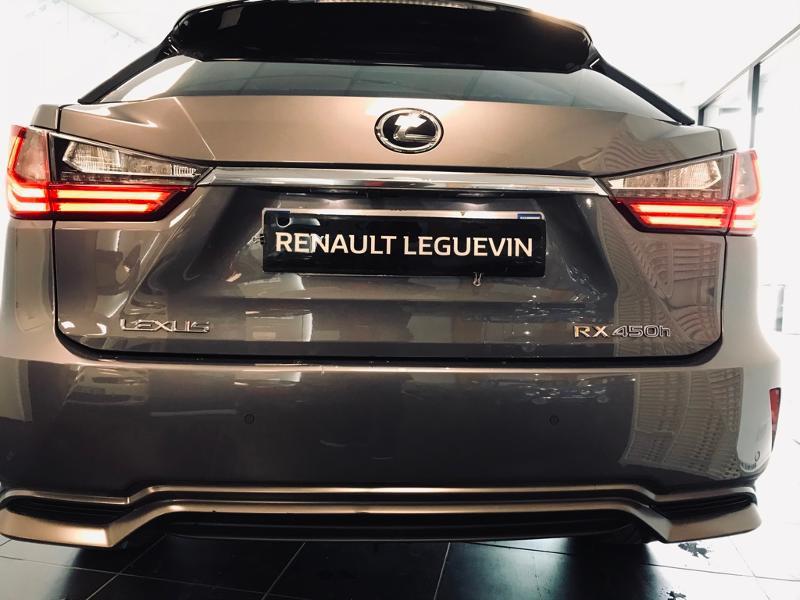 Photo 3 de l'offre de LEXUS RX 450h 4WD Luxe à 35490€ chez Renault Léguevin Auto distribution occitane