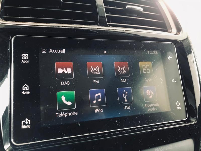 Photo 16 de l'offre de MITSUBISHI ASX 1.6 DI-D 115ch Black Collection 2WD 2018 à 16990€ chez Renault Léguevin Auto distribution occitane