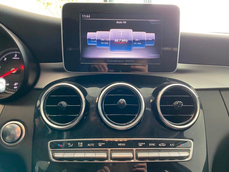 Photo 12 de l'offre de MERCEDES-BENZ Classe C Break 200 d 2.2 Business 9G-Tronic à 20990€ chez Renault Léguevin Auto distribution occitane