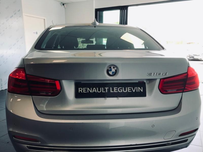 Photo 5 de l'offre de BMW Serie 3 318dA 150ch Business Design Euro6c à 19490€ chez Renault Léguevin Auto distribution occitane