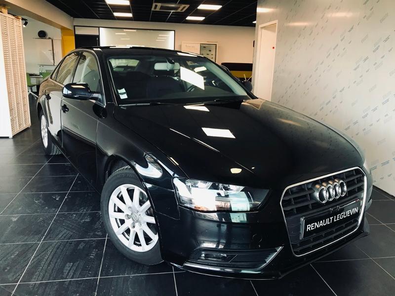 Audi A4 2.0 TDI 120ch DPF Ambiente Diesel Noir Occasion à vendre