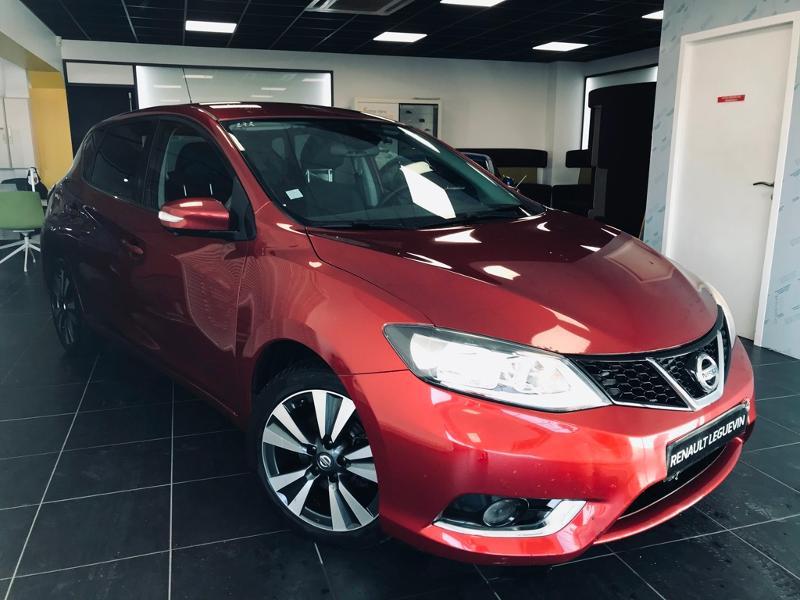 Photo 3 de l'offre de NISSAN Pulsar 1.5 dCi 110ch N-Connecta à 11490€ chez Renault Léguevin Auto distribution occitane