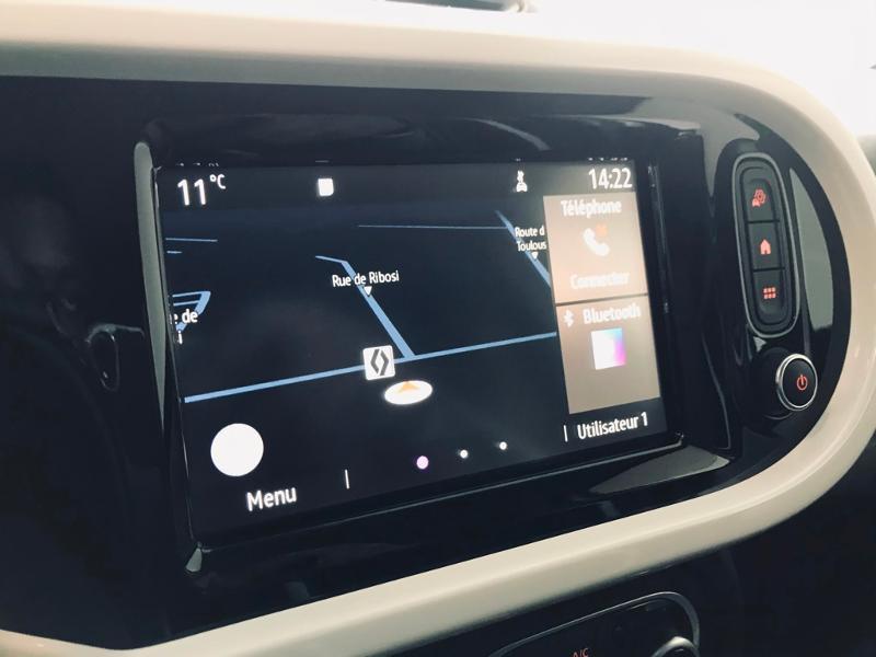 Photo 10 de l'offre de RENAULT Twingo Electric Intens R80 Achat Intégral à 16990€ chez Renault Léguevin Auto distribution occitane