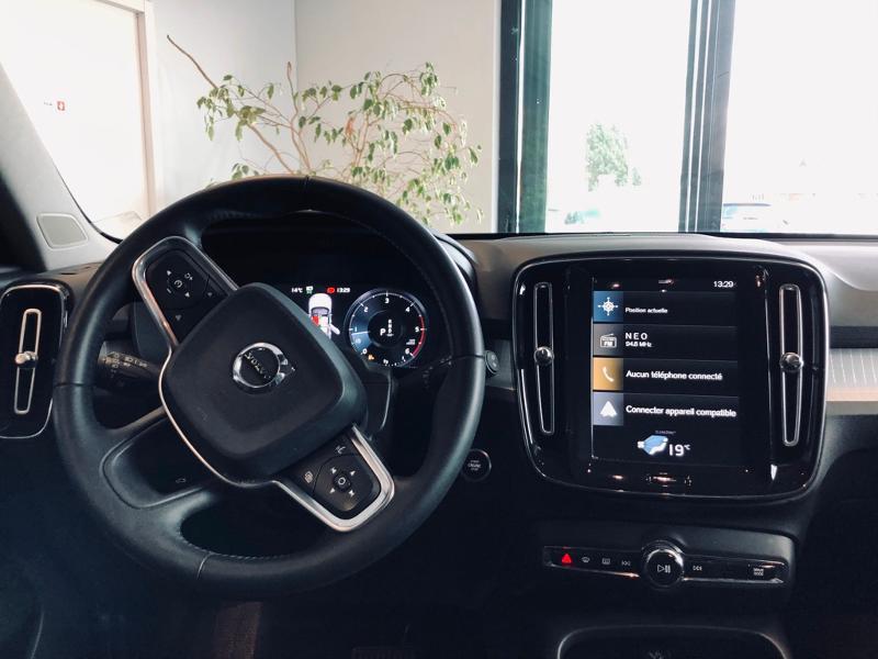 Photo 7 de l'offre de VOLVO XC40 D3 AdBlue AWD 150ch Momentum Geartronic 8 à 32990€ chez Renault Léguevin Auto distribution occitane