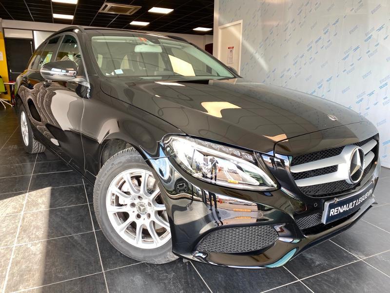 Mercedes-Benz Classe C Break 200 d 2.2 Business 9G-Tronic Diesel NOIR Occasion à vendre