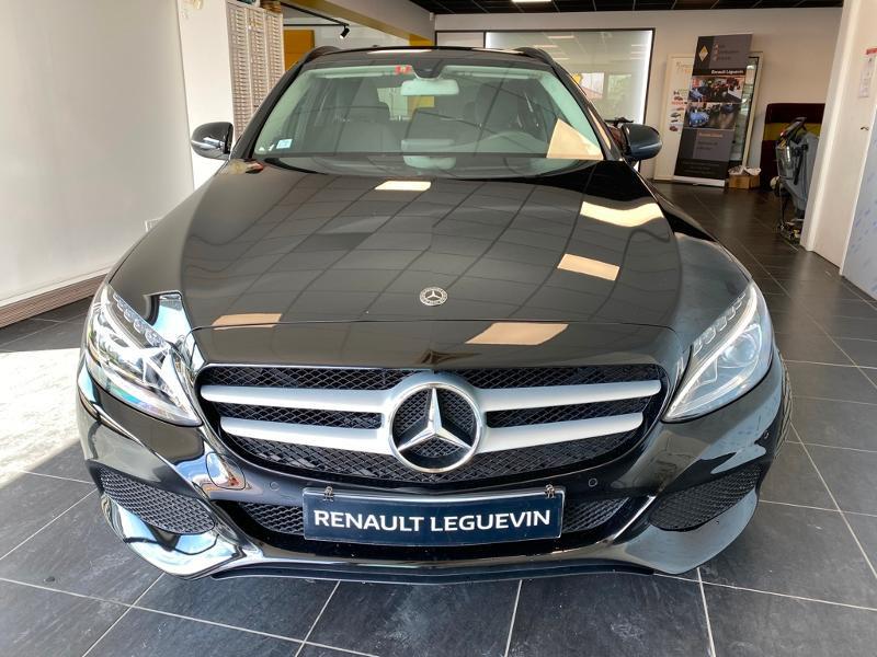 Photo 2 de l'offre de MERCEDES-BENZ Classe C Break 200 d 2.2 Business 9G-Tronic à 20990€ chez Renault Léguevin Auto distribution occitane