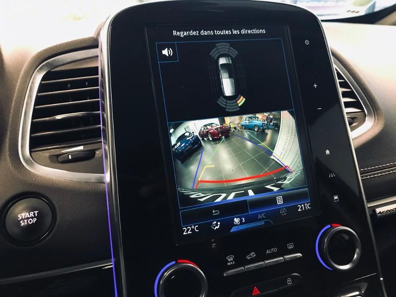 Photo 11 de l'offre de RENAULT Espace 2.0 Blue dCi 200ch Initiale Paris EDC 7 Places à 30990€ chez Renault Léguevin Auto distribution occitane