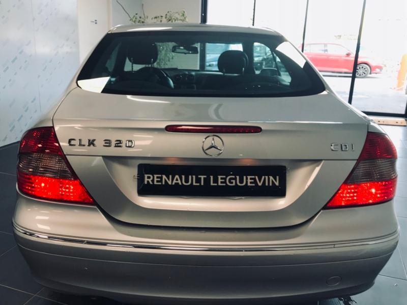 Photo 5 de l'offre de MERCEDES-BENZ Classe CLK 320 CDI Avantgarde 7GTro à 10490€ chez Renault Léguevin Auto distribution occitane