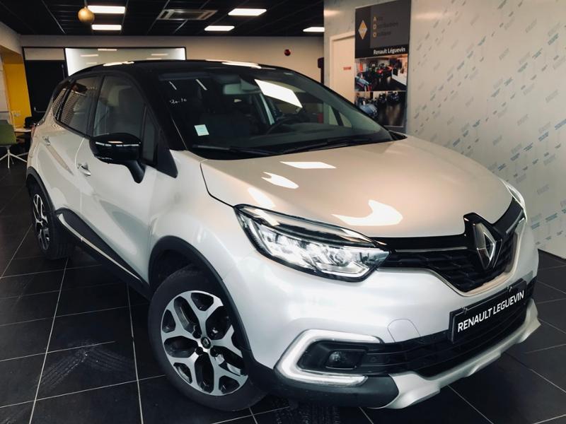 Renault Captur 1.3 TCe 150ch FAP Intens EDC Essence GRIS Occasion à vendre