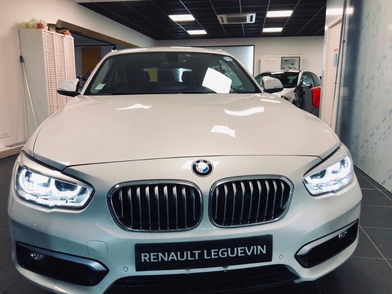 Photo 2 de l'offre de BMW Serie 1 118iA 136ch UrbanChic 3p à 21490€ chez Renault Léguevin Auto distribution occitane