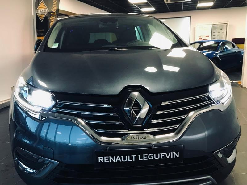Photo 2 de l'offre de RENAULT Espace 2.0 Blue dCi 200ch Initiale Paris EDC 7 Places à 30990€ chez Renault Léguevin Auto distribution occitane