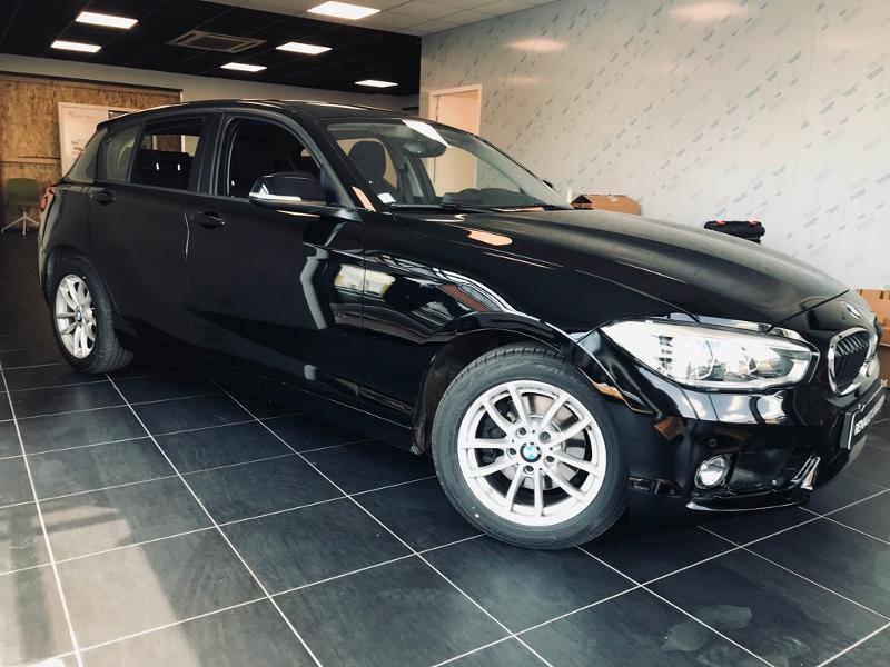 Bmw Serie 1 118d xDrive 150ch Business Design 5p Euro6c Diesel NOIR Occasion à vendre