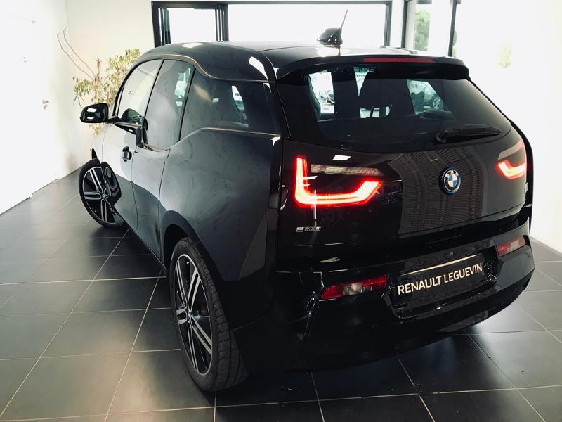 Photo 3 de l'offre de BMW i3 170ch 94Ah (REx) iLife Atelier à 25490€ chez Renault Léguevin Auto distribution occitane