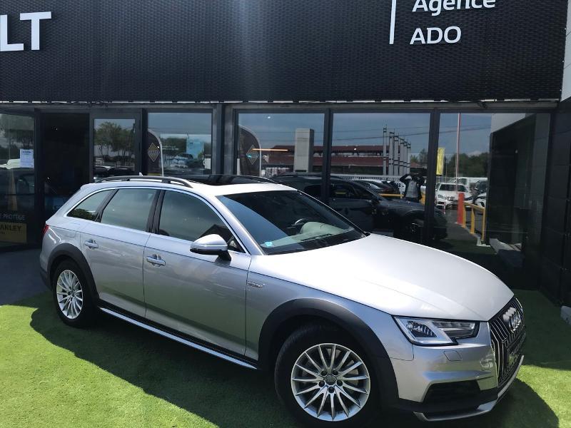 Audi A4 Allroad 2.0 TFSI 252ch ultra Design quattro S tronic 7 Essence GRIS Occasion à vendre