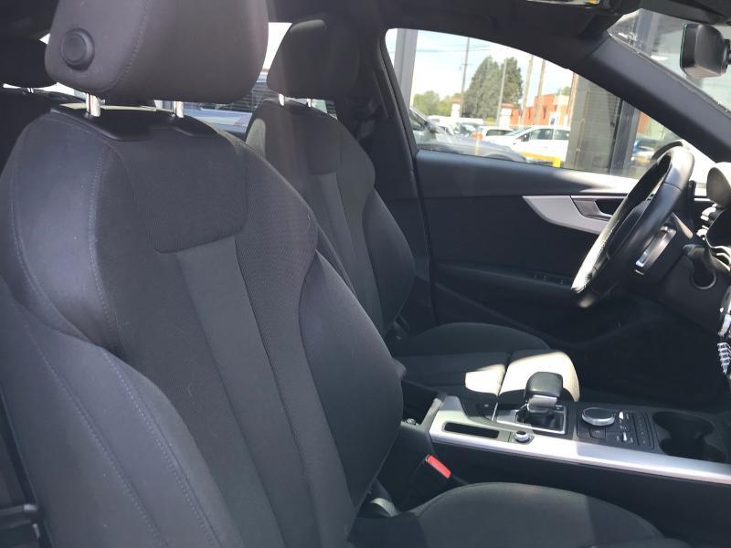 Photo 11 de l'offre de AUDI A4 Allroad 2.0 TFSI 252ch ultra Design quattro S tronic 7 à 35990€ chez Renault Léguevin Auto distribution occitane