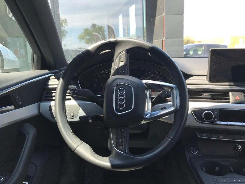 Photo 8 de l'offre de AUDI A4 Allroad 2.0 TFSI 252ch ultra Design quattro S tronic 7 à 35990€ chez Renault Léguevin Auto distribution occitane