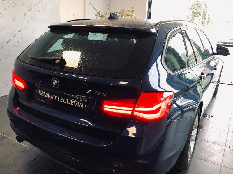 Photo 4 de l'offre de BMW Serie 3 Touring 318d 150ch Business Design à 23990€ chez Renault Léguevin Auto distribution occitane