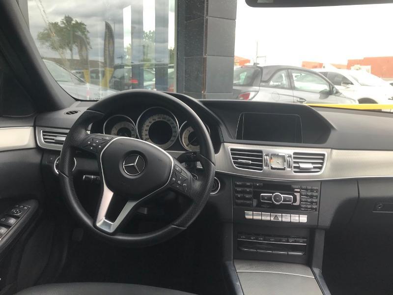 Photo 8 de l'offre de MERCEDES-BENZ Classe E 220 EXECUTIVE BA à 29490€ chez Renault Léguevin Auto distribution occitane
