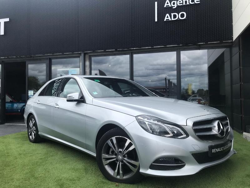 Mercedes-Benz Classe E 220 EXECUTIVE BA Diesel GRIS Occasion à vendre