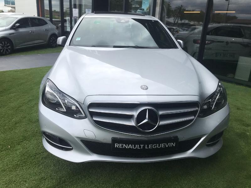 Photo 2 de l'offre de MERCEDES-BENZ Classe E 220 EXECUTIVE BA à 31490€ chez Renault Léguevin Auto distribution occitane