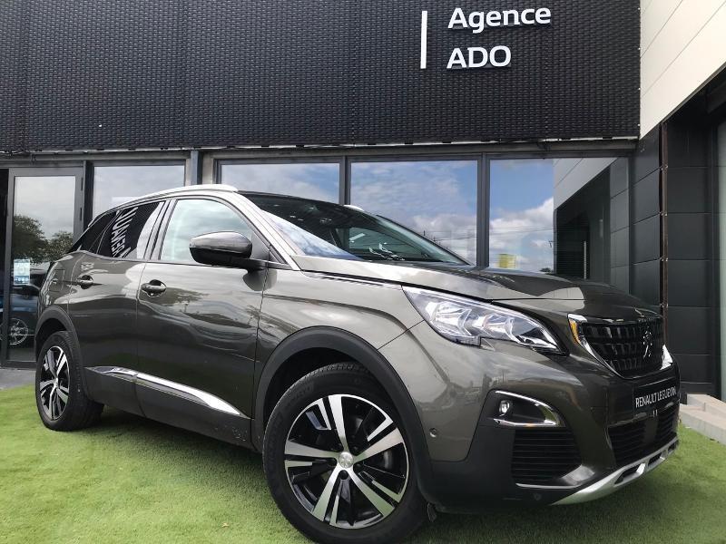Peugeot 3008 1.2 PureTech 130ch S&S Allure Essence INC. Occasion à vendre