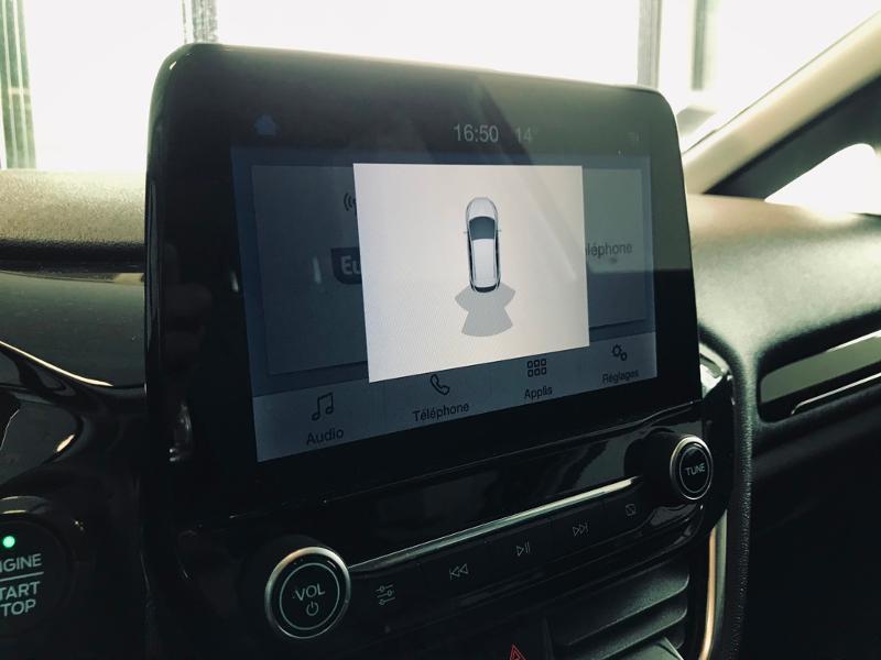 Photo 12 de l'offre de FORD Fiesta Active 1.5 TDCI 85ch S&S Euro6.2 à 12490€ chez Renault Léguevin Auto distribution occitane