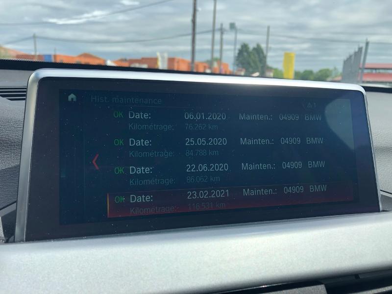 Photo 18 de l'offre de BMW X1 sDrive18d 150ch Business Design à 21990€ chez Renault Léguevin Auto distribution occitane
