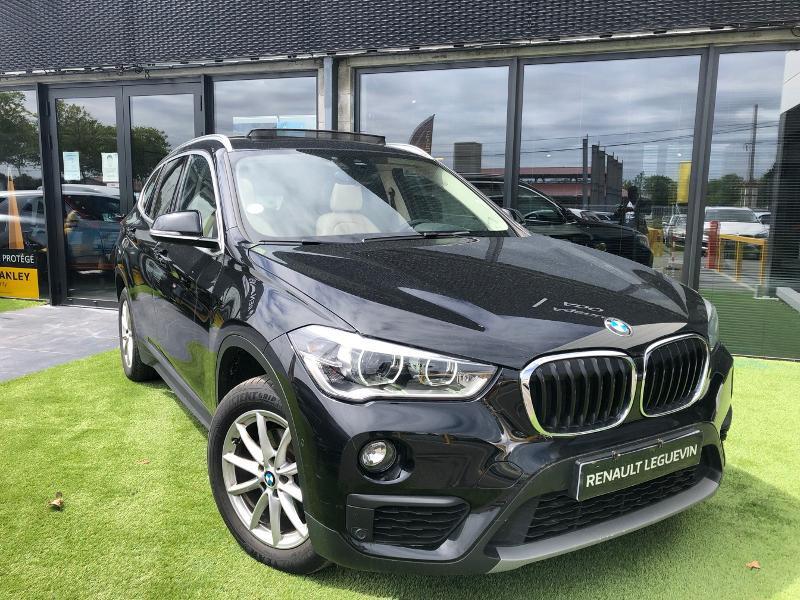 Photo 2 de l'offre de BMW X1 sDrive18d 150ch Business Design à 21990€ chez Renault Léguevin Auto distribution occitane