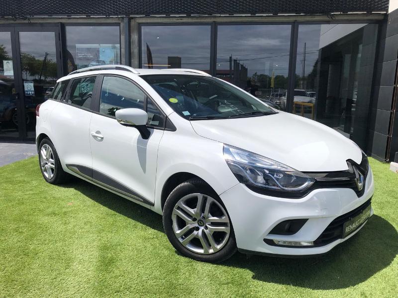 Renault Clio Estate 1.5 dCi 90ch energy Business 82g Diesel BLANC Occasion à vendre