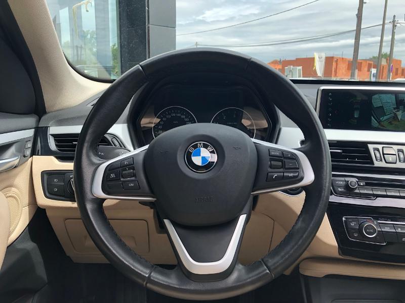 Photo 8 de l'offre de BMW X1 sDrive18d 150ch Business Design à 21990€ chez Renault Léguevin Auto distribution occitane